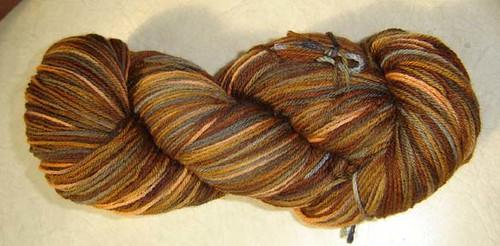 Sassy yarn