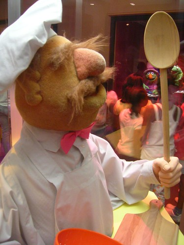 the swedish chef - smithsonian institution - washington d.c