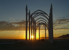 Conexus Cathedral - Final Sunrise
