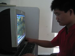 Pleimunni gets PL'd (Julian) Tags: china wow internet games worldofwarcraft jinhua