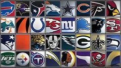 NFL Teams 2006-2007 (Erik Holmberg) Tags: football cleveland nfl browns logos clevelandbrowns