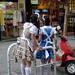 Meidos in Shinjuku