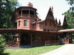 Mark Twain House by rbglasson