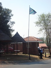 Mandela's old home in Soweto