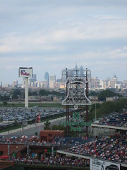 Driving to Citizens Bank Park