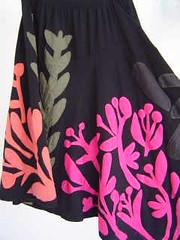 Presto! Make Over Skirt.