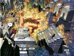 9/11 - Lost For Words (Or Hiltch) Tags: nyc usa newyork america comics fire spider us war comic destruction 911 spiderman september memory hero superhero terror wtc sept11 remembrance marvel wordtradecenter nineeleven septembereleventh orhiltch