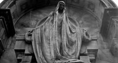 Ghost (Alê Santos) Tags: brazil sculpture grave brasil ghost escultura tumba consolação cemitério paulo são fantasma túmulo challengeyouwinner