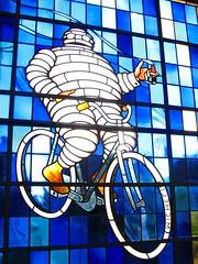 Michelin Man:  Bibendum Restaurant