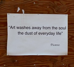 Art Washes Away from the Soul... - by cobalt123