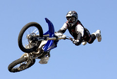 FMX (BeadyEyeProductions) Tags: california usa bmx freestyle action competition skills cycle motorcycle sportbike extremesports motocross adrenaline thrills stunt wheelie stunts antigravity fmx stunting stuntrider motorcyclemayhem