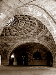 Inside the turnaround... (like_architecture) Tags: station sepia pittsburgh minolta union explore z1 minoltaz1 pennsylvanian supershot mywinners anawesomeshot ultimateshot top500inexplore theperfectphotographer