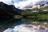 Il lago di Tovel (La nube avanza) (joepomata) Tags: italy lake lago interestingness italia trentino tovel sonydscr1 interestingness48 specnature abigfave