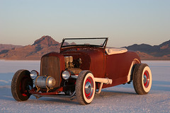 Salt Flats rat rod