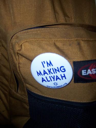 Tzipi's Making Aliyah