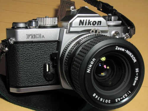Serial Number - The latest | Nikon FM3A | Flickr