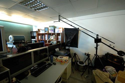 EP的工作室