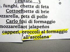 Ricette alternative (2) (RedGlow82) Tags: funny fake receipts divertente ricette finte