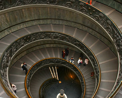 Spiral Staricase (_Allen_) Tags: italy vatican rome stairs geotagged spiral staircase getilt0 cittdelvaticano gerange1000 geolat41905982 geolon12451698