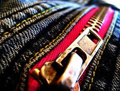 Zip it! - by Isobel T