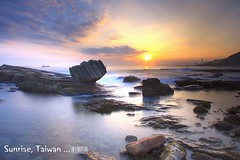 Sunrise, Taiwan ... - by Fishtail@Taipei