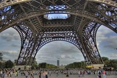 Eiffel Tower, Paris, Fr.