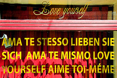 Love yoursef