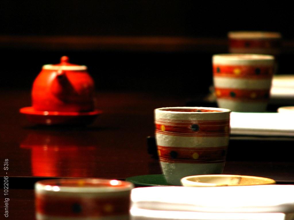 Tea cups - S3isTeacups