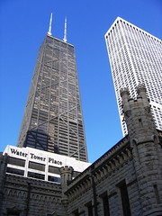 The John Hancock Buiding (anna_bencze) Tags: travel chicago wow fun