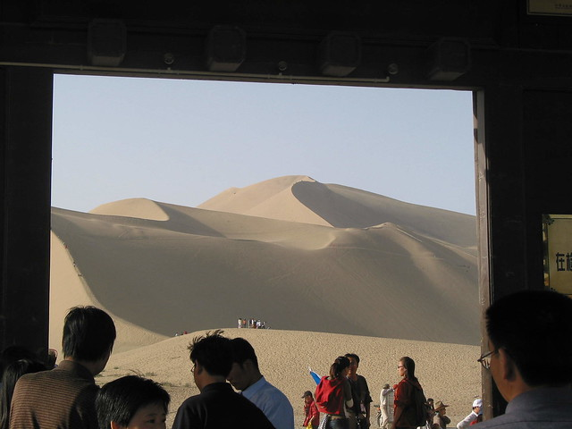Silk Road - DunHuang (??)