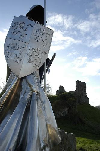 Llywelyn ap Gruffydd, Llandovery, Carmarthenshire