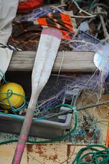 Fishing Boat (YellowSingle 单黄) Tags: old harbor fishing boat trawler atlantic ocean nikon d3 pays basque