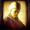 'Bust of an old man with turban' - #Rembrandt at the #Vatican (Miles7one) Tags: milestone oil panel artistic roma rome art dutch vatican arte nx7 turban rembrandt
