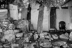 Empty chair (Carlos A. Aviles) Tags: chair tree rocks rocas silla arbol stcroix