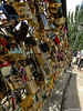 Padlocks at Pont des Arts (A.Canina) Tags: paris france frança europe europa ponte pont des arts padlocks cadeados amor love lovelocks