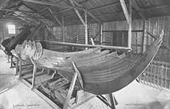 Gokstad-Schiff ca. 1909