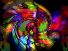 Color Cyclone - by Lynn (Gracie