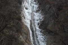 Pisse-Chèvre (bulbocode909) Tags: vaud suisse laveymorcles laveylesbains montagnes nature cascades pissechèvre forêts arbres hiver gel glace