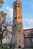 The octagonal Bell Tower of Santa Maria ad Nives | Campanile ottagonale di Santa Maria ad Nives, IX-X sec (Faenza, Italy). (Ciminus) Tags: faenza nikon campanile church afsnikkor2470mmf28 nikond850 belltower campanileottagonale ciminodelbufalo ciminus chiesa santamariaadnives