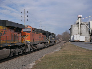 BNSF 3971
