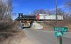 Meet me at the corner (GLC 392) Tags: coopersville marne cpmy sw9 emd grand rapids mi michigan walker train railroad railway switcher gtw trunk bridge bristol pannell road 7014
