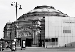 Usher Hall (fromkin) Tags: concert hall beaux arts stone sculptures