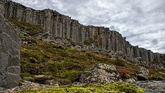 Gerðuberg verticals (OzzRod) Tags: pentax k1 hdpentaxdfa2470mmf28 rock basalt lava columns columnarjointing cliff gerðuberg iceland