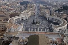 ROMA ITALY BASILICA SAN PIETRO (Raffaella_Girod_filla) Tags: romaitaly sanpietro travel travelitaly vaticano papa fujifilm mirrorless raffaellagirod basilica cupola