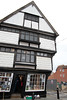 Canterbury 2016 - Crooked house (Xalira) Tags: canterbury kent south england church united kingdom easter leaning crooked house charles dickens
