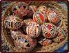 Easter painted eggs from the Romanian villages (2) (Ioan BACIVAROV Photography) Tags: easter eggs egg ouarosii eastereggs pastefericit paste romanian villages art paint colourful religion tradition resurrection jesus christian symbol orthodox church