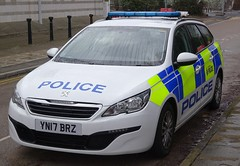 South Yorkshire Police (YN17 BRZ) (ferryjammy) Tags: southyorkshire yn17brz police