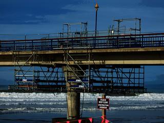 Repairing the Pier
