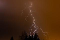 Thunderstorm over Poznań (Rafał Banach) Tags: lightning sky ilce7rm3 thunderstorm poznań night storm poland polska clouds sonyilce7rm3 sonyfe24105mmf4goss atmosphericdischarge thunderstormoverpoznań