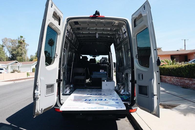 Mali Mish – Sprinter 4×4 Camper Van Build: Day 4